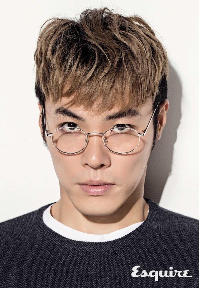 휘성을 살게 한 건 노래다 - Esquire Korea 2016년 9월호