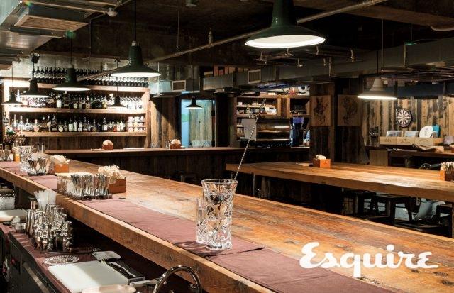 [Special Issue] Best Bar in Korea 2016 - Esquire Korea 2016년 8월호