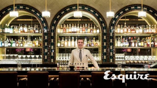 [Special Issue] Best Bar in Korea 2016 : 찰스 H - Esquire Korea 2016년 8월호