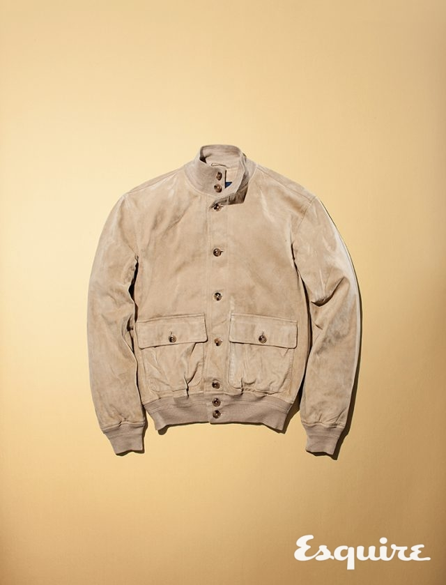 03. POLO RALPH LAURENA-1 Sand Jacket
