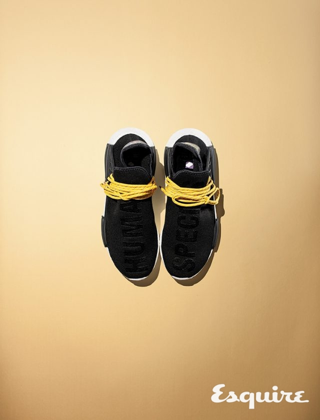 01. ADIDAS ORIGINALS X PHARRELL WILLIAMSHU Human Race NMD