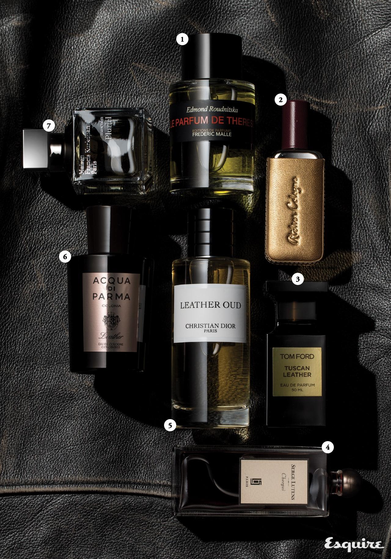 Beauty Bar: 야생의 향 - 에스콰이어 코리아 Esquire Korea 2016년 12월호