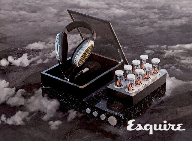 완벽한 소리를 찾는 과정 - 에스콰이어 코리아 Esquire Korea 2016년 12월호