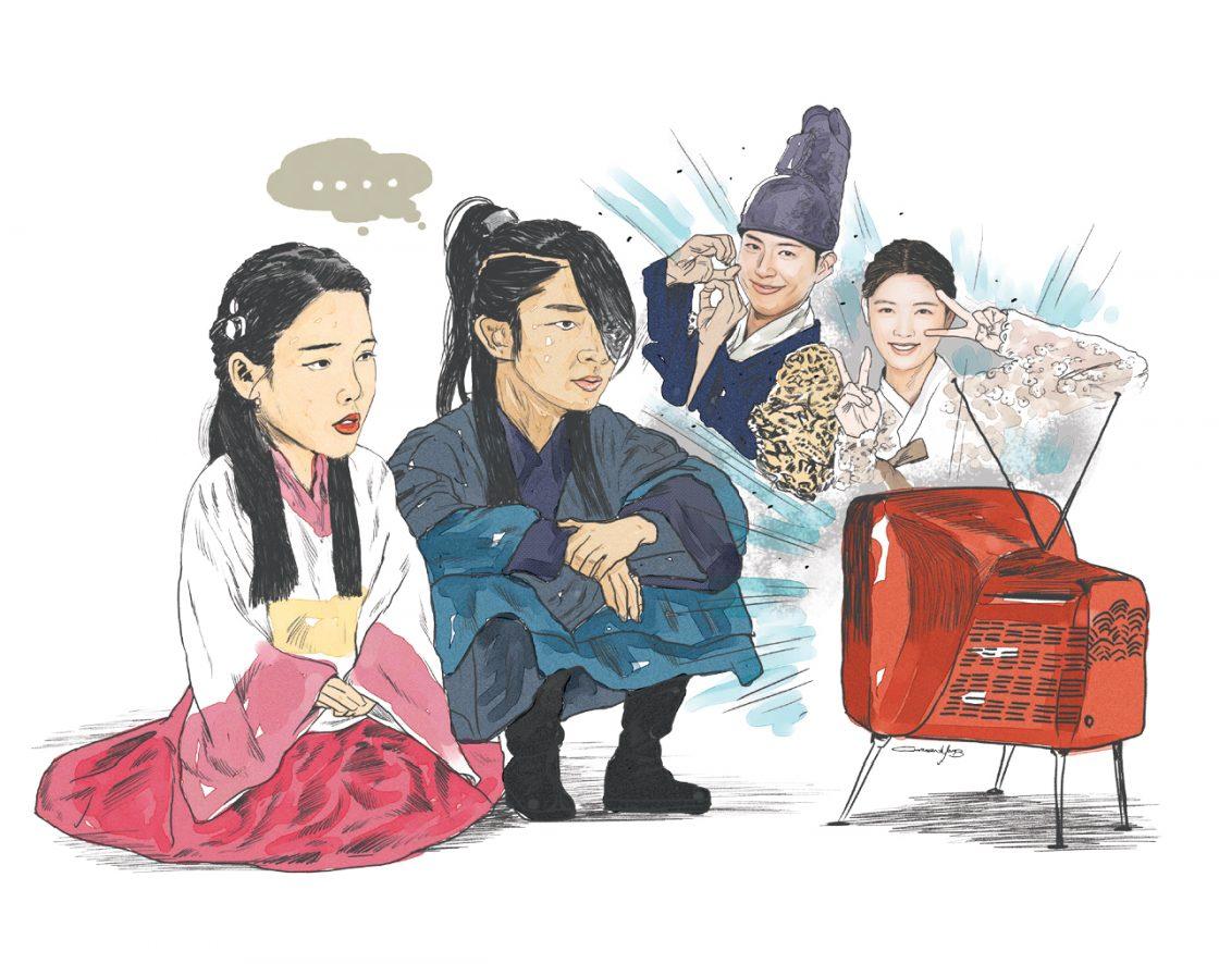 사전 제작 드라마, 너 마저 - 에스콰이어 Esquire Korea 2016년 12월호