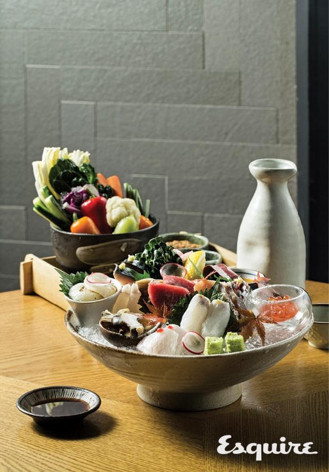 네기, 2016 Best Restaurant - Esquire Korea 2016년 12월호
