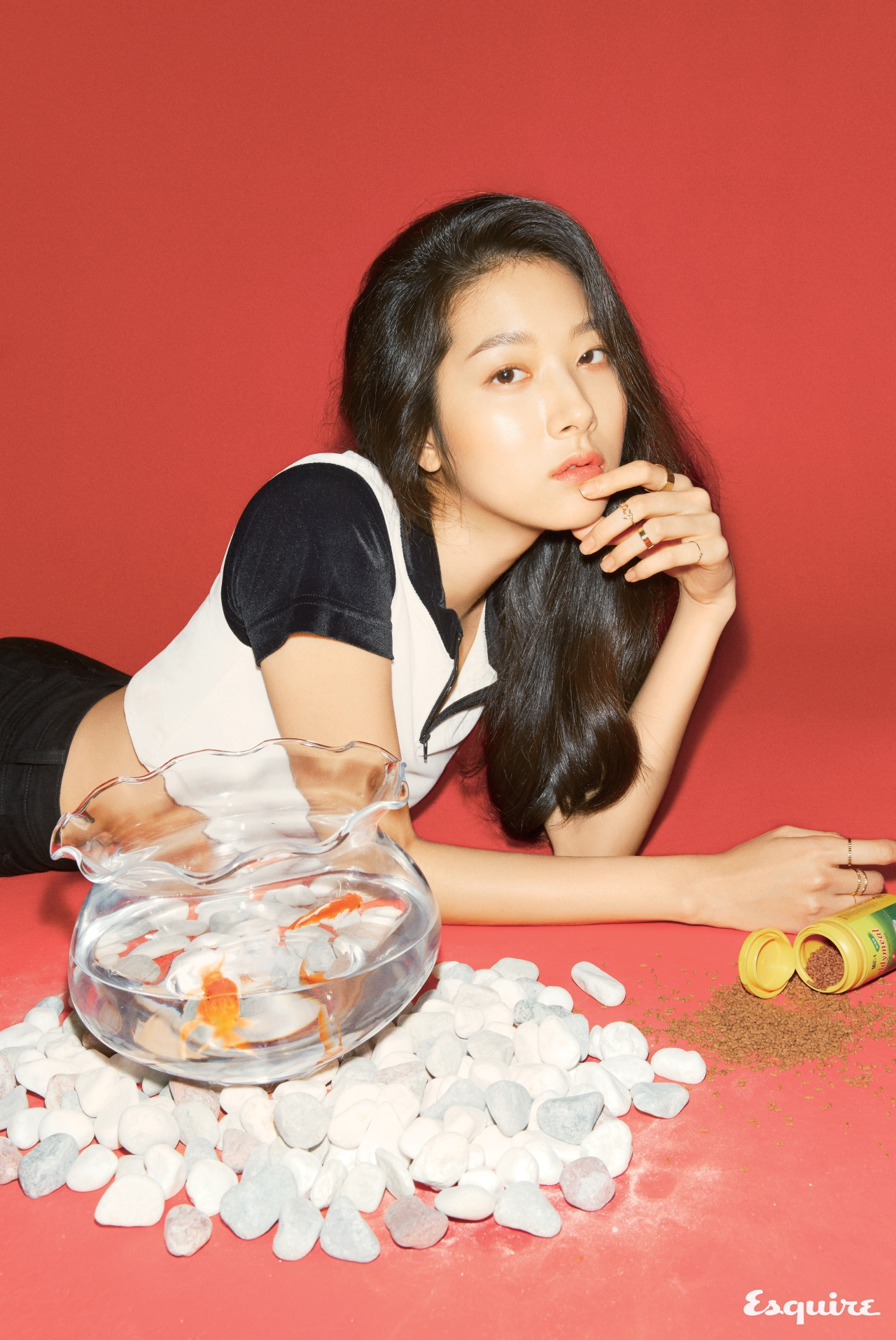 박민하, 두렵지 않아요 - 에스콰이어 Esquire Korea 2017년 1월호