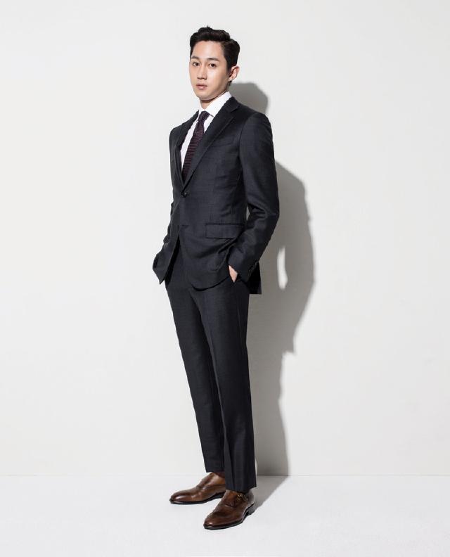 슈트 제대로 입기 - 에스콰이어 Esquire Korea 2017년 1월호