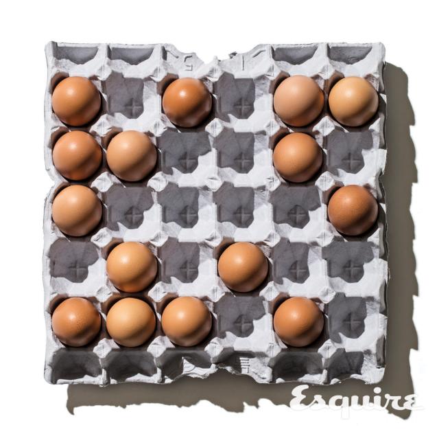 계란 유감 - 에스콰이어 Esquire Korea 2017년 2월호