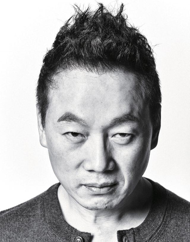 도사 정봉주, 허공에 칼을 벼리다 - 에스콰이어 Esquire Korea 2017년 2월호