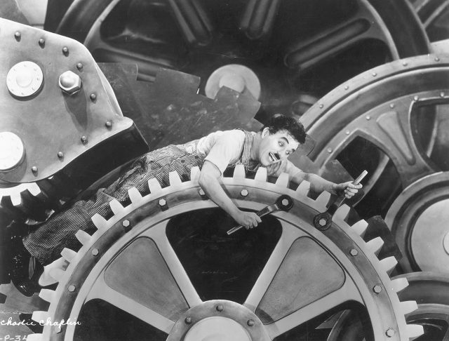 4차 산업혁명 - 에스콰이어 코리아 2017년 3월호