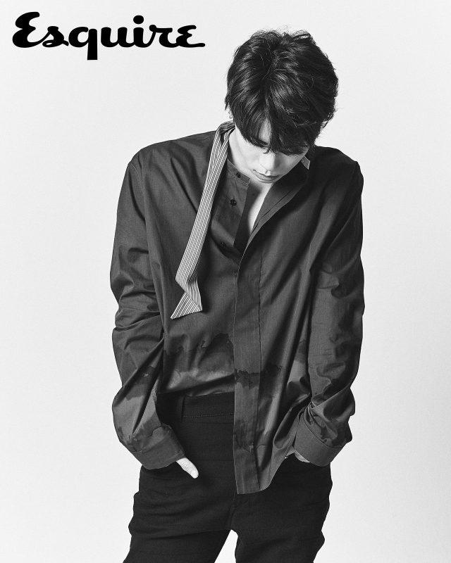 샤이니 종현 - 에스콰이어