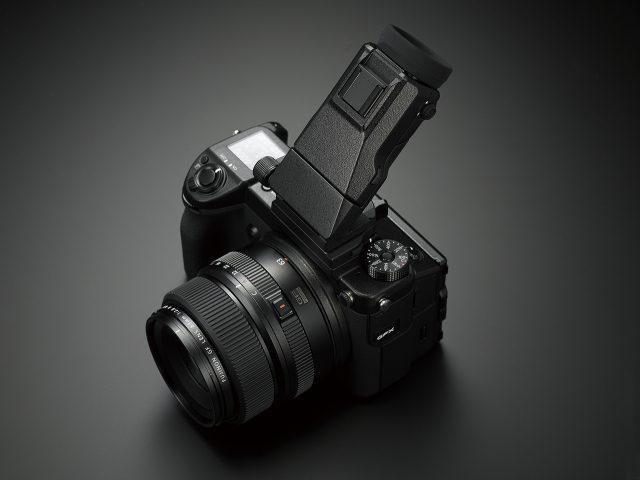 후지필름 GFX50S - 에스콰이어