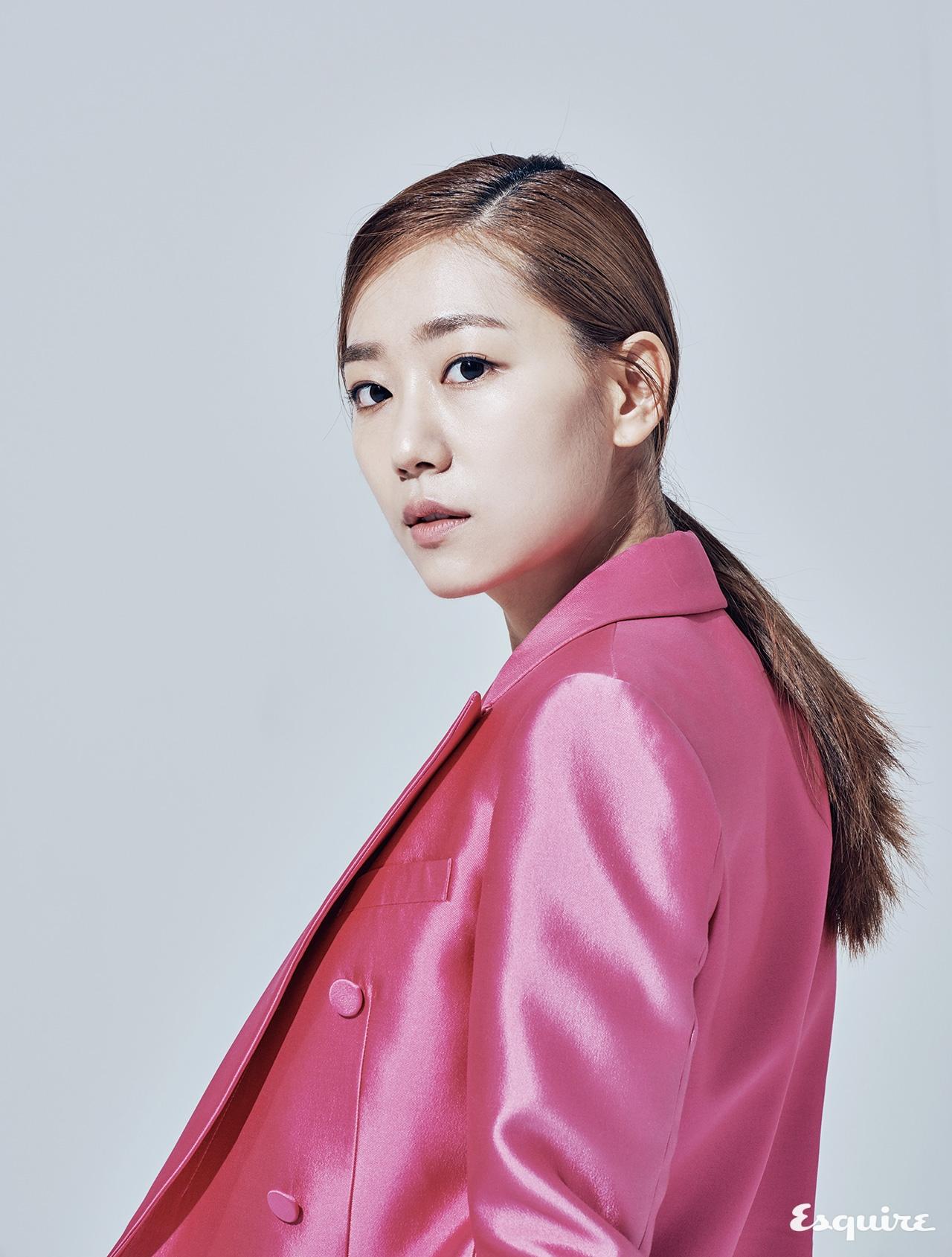 송민교 JTBC 아나운서 - 에스콰이어 코리아
