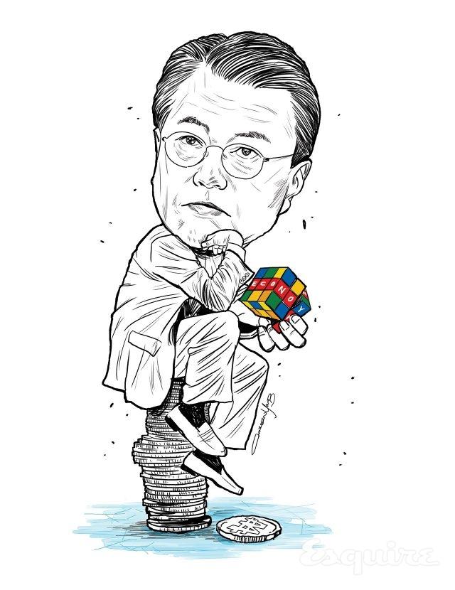 J 노믹스, 경제 정책 - 에스콰이어