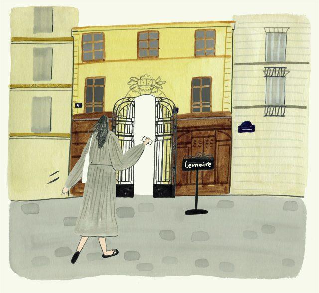 5 DAYS IN PARIS -에스콰이어