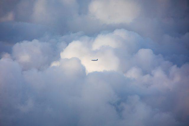 20170523│울산발 김포행│대한항공 스카이팀 보잉 737