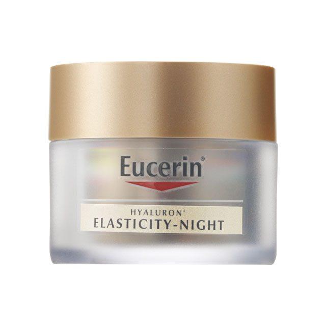 나이트 전용 크림을바르면 자는 동안 피부가더 빨리 회복될 수 있다.하이알루론 엘라스티시티 나이트 크림 50ml/7만2000원유세린.