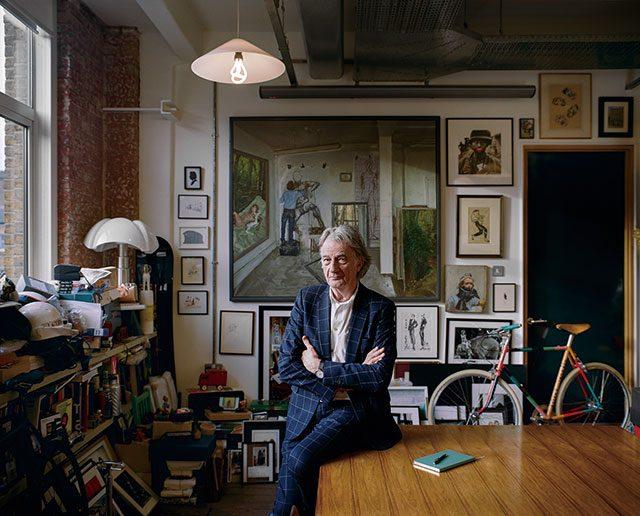 패션 디자이너, 71세
