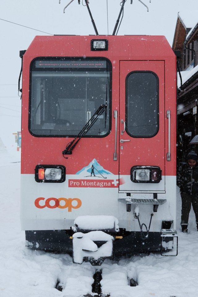 융프라우요흐-톱 오브 유럽 해발 3454m까지 올라갈 수 있는 스위스의 관광 열차. 산 꼭대기까지 올라가서 스키, 관광, 숙박 등 다양한 체험을 할 수 있다. 한국인에게 특히 유명한데, 실제로 한국이 이 열차의 세계 1위 시장이다. 매점에서는 신라면을 판다.