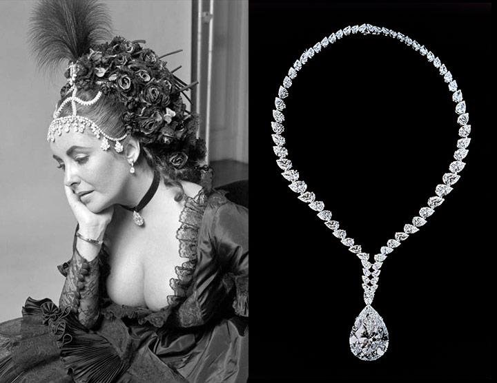 까르띠에-버튼-테일러 다이아몬드 Archives Cartier © Cartier
