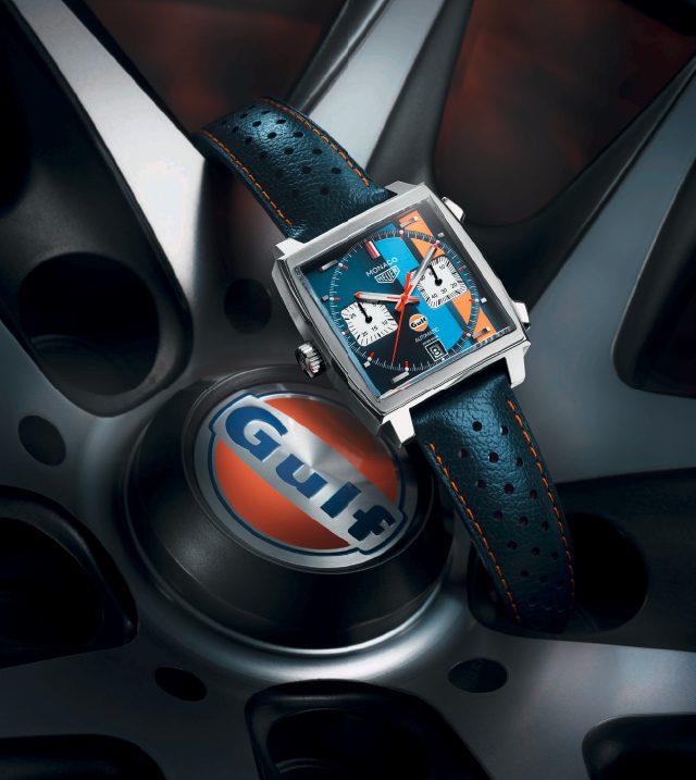 두 분야는 협업이 중요했다. 자동차는 시계의 정밀한 이미지를, 시계는 자동차의 역동적인 이미지를 가질 수 있었으니까.