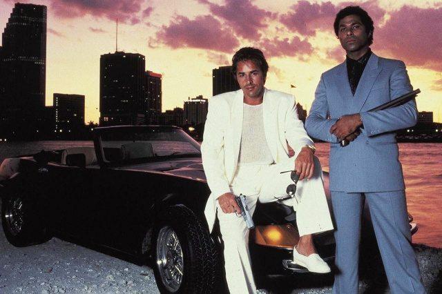 돈 존슨 & 필립 마이클 토머스, 1984년, '마이애미 바이스'