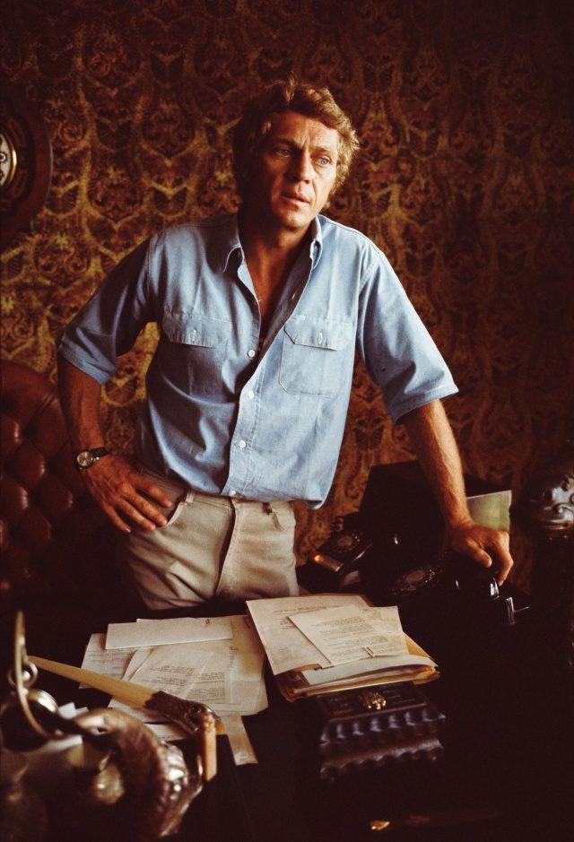 스티브 매퀸, 1970년, 할리우드