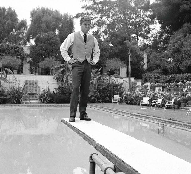 로버트 레드퍼드, 1962년, 캘리포니아