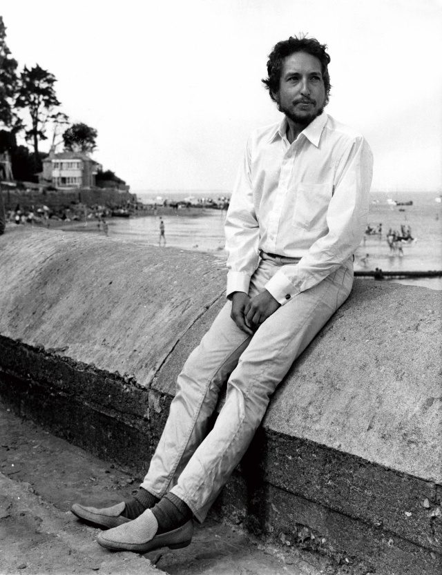 밥 딜런, 1969년, 영국