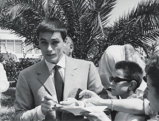 알랭 들롱, 1961년, 칸 영화제