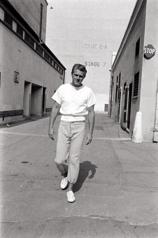 스티브 매퀸, 1963년, 할리우드