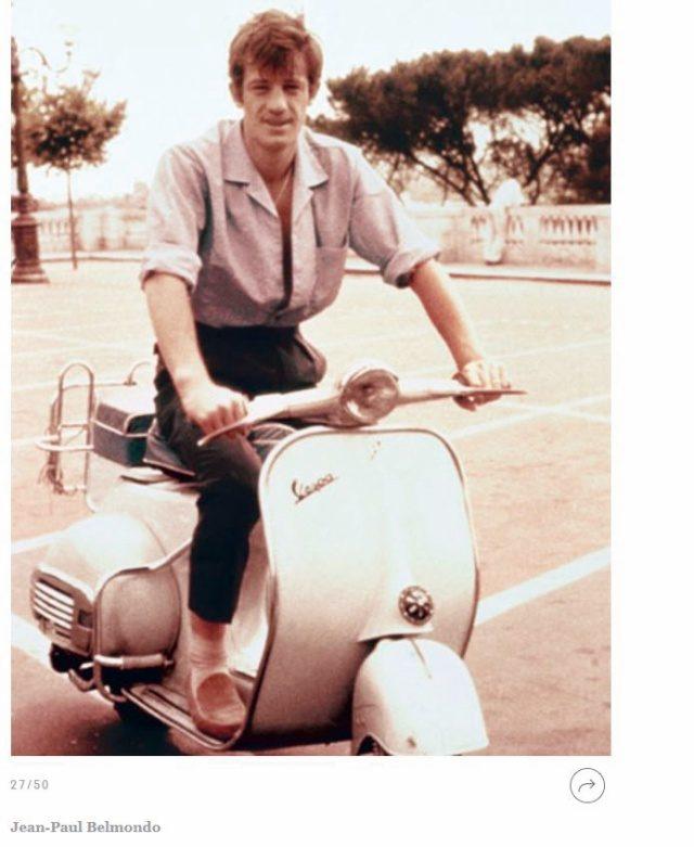 장폴 벨몽도, 1964년, '리오의 사나이'