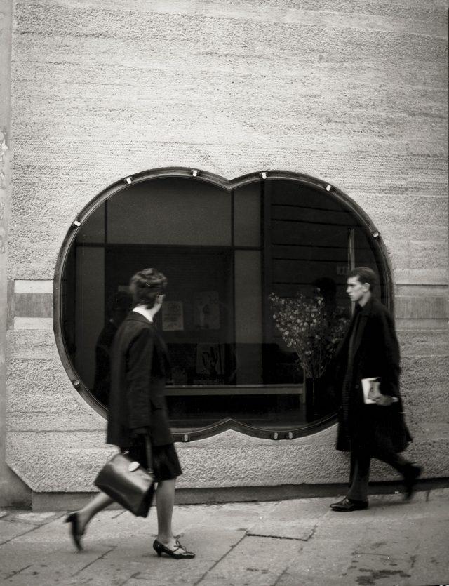Gavina shop in Bologna, Italy, project by Carlo Scarpa, for Domus 395, 1962 Photo Studio Casali Archivio Domus