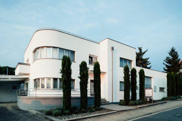 Weingut / Vineyard Kreutzenberger(1929~1930)Architekt / architect: Otto Prott Photo: © Tillmann Franzen, tillmannfranzen.com