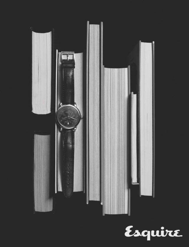 스타 레거시 오토매틱 데이트 39mm 359만원 몽블랑.