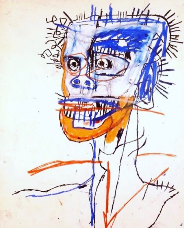 Untitled, 1982 @Basquiatart