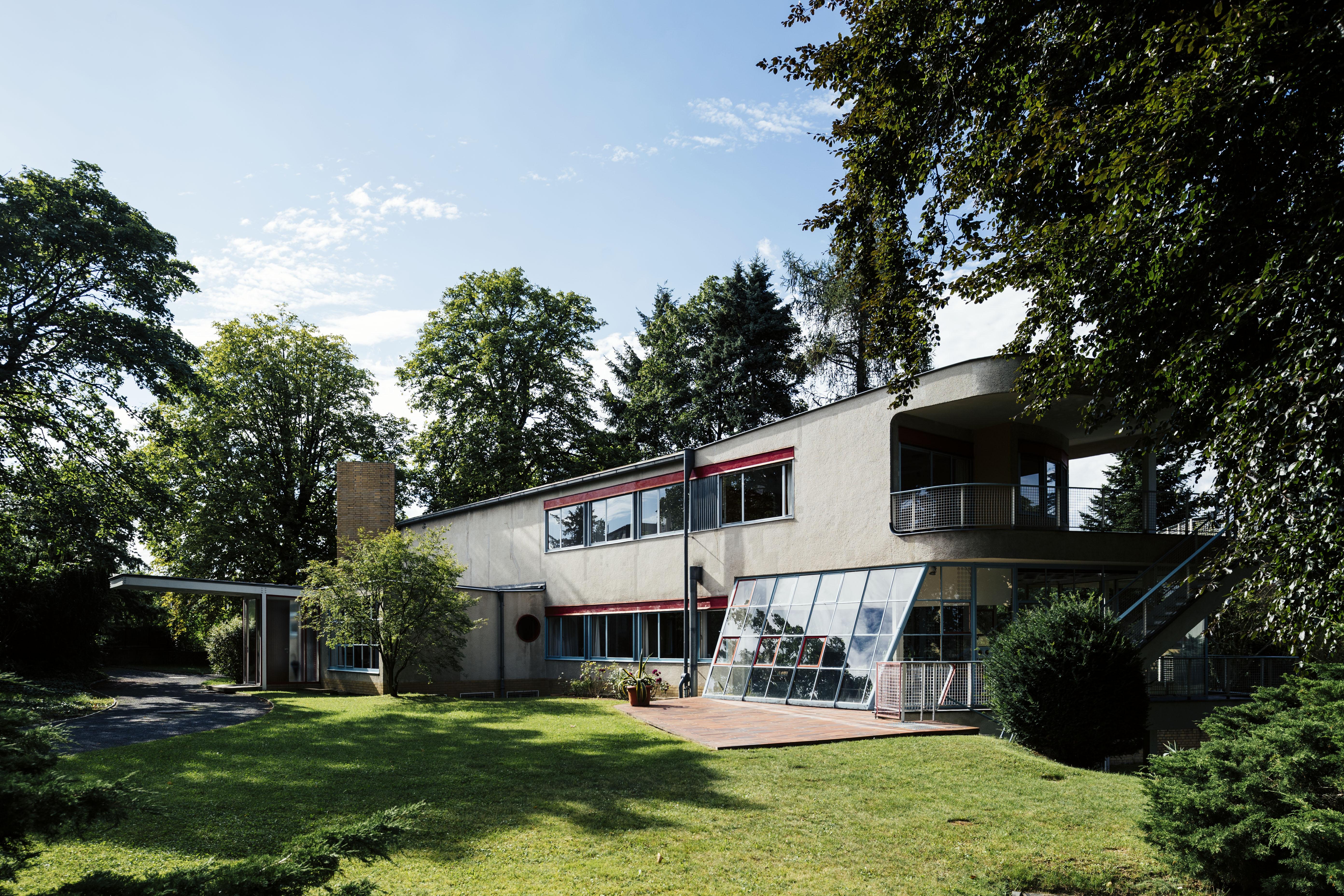 Haus / House Schminke (1930), Architekt / architect: Hans Scharoun Photo: © Tillmann Franzen, tillmannfranzen.com