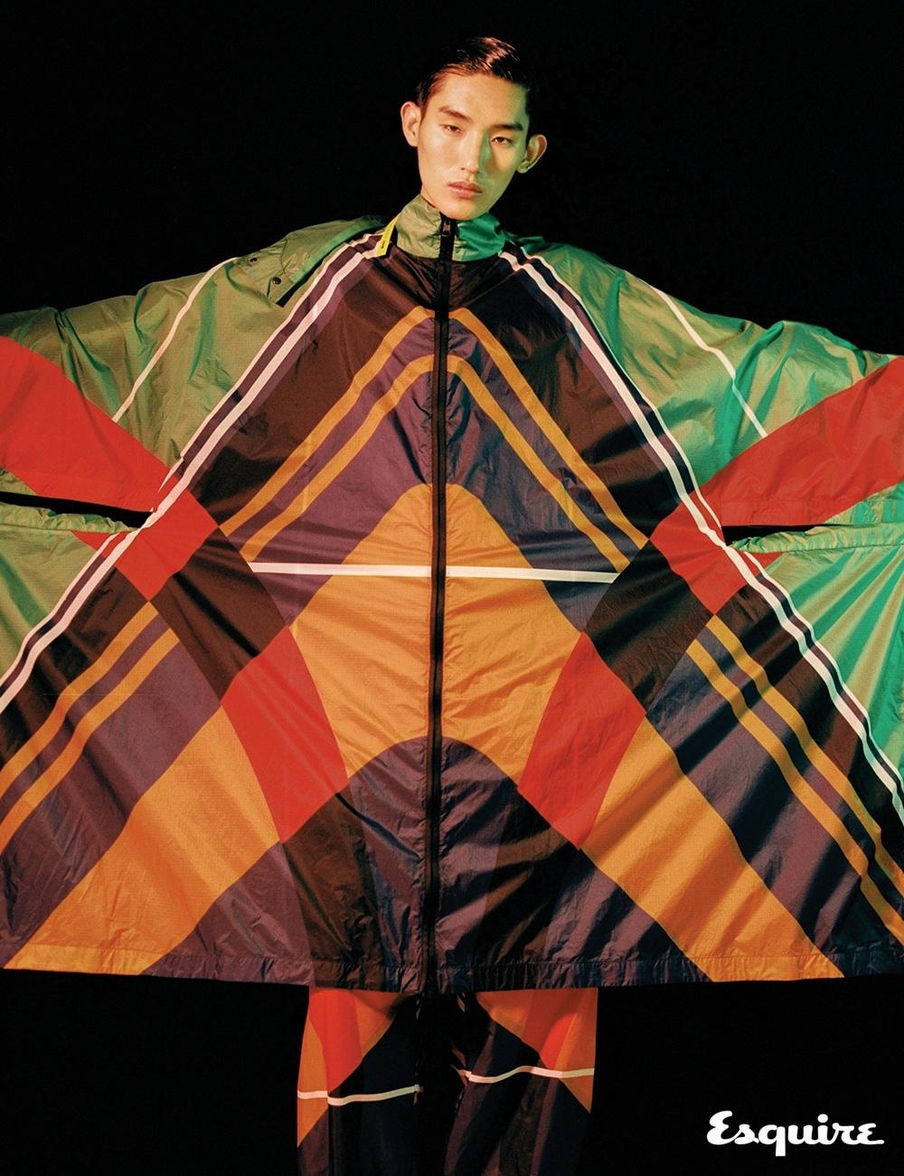 코트, 바지 모두 가격 미정 5 몽클레르 크레이그 그린.
