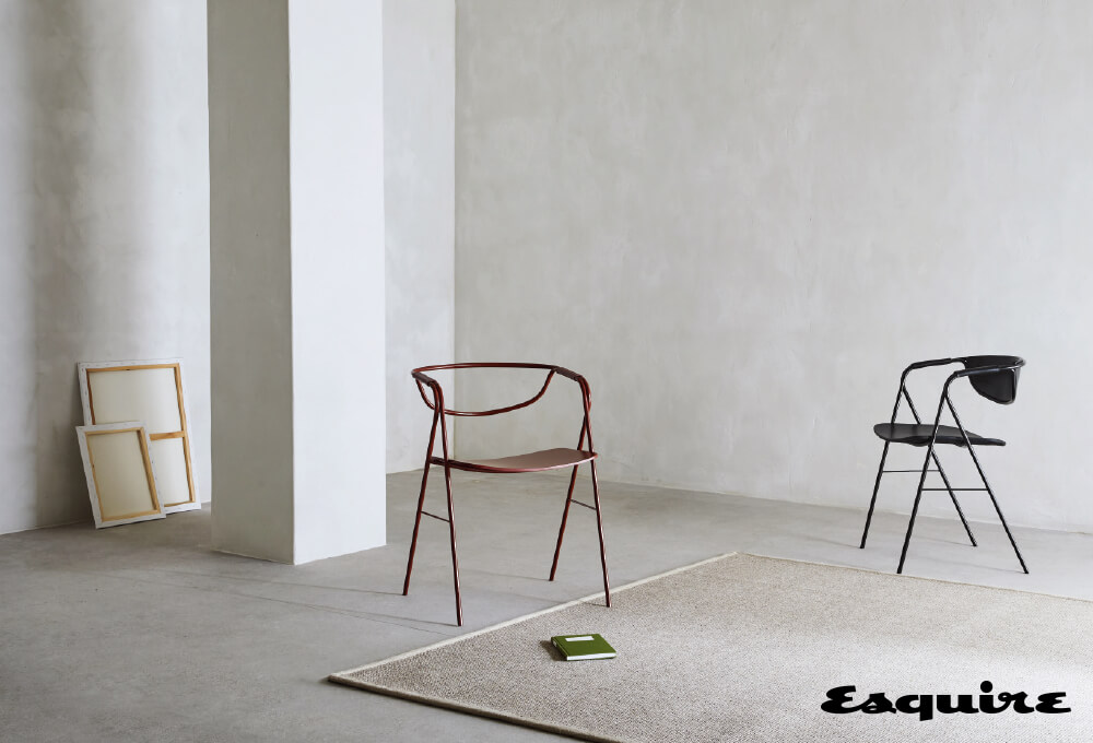 CANE chair by TAF Studio