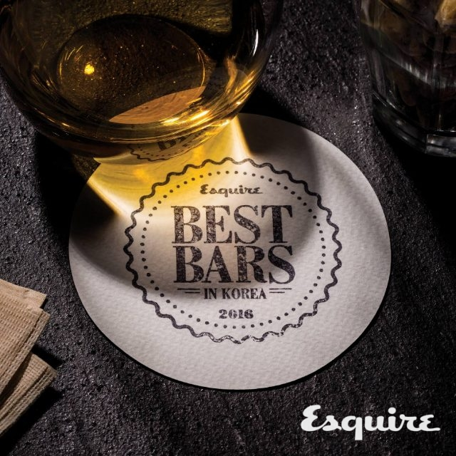 [Special Issue] Best Bar in Korea 2016 - Esquire Korea 2016년 8월호