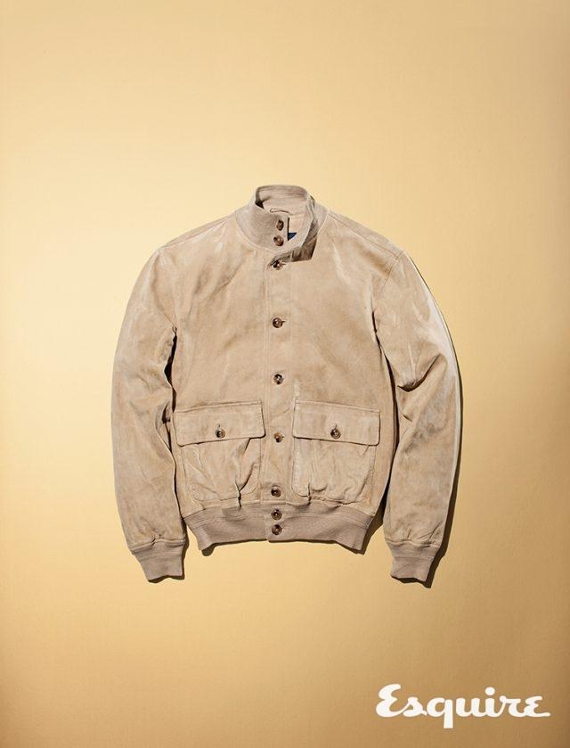 03. POLO RALPH LAURENA-1 Sand Jacket