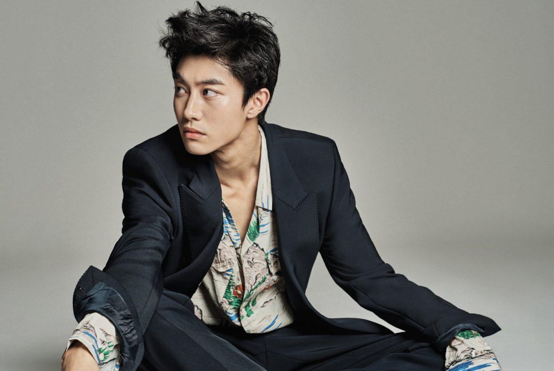 달빛 곽동연 - 에스콰이어 코리아 Esquire Korea 2016년 12월