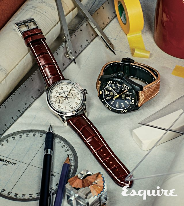 Build to Last - 에스콰이어 코리아 Esquire Korea 2016년 12월호