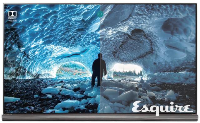 돌비 비전이 영상의 수준을 바꾼다 - 에스콰이어 코리아 Esquire Korea 2016년 12월호