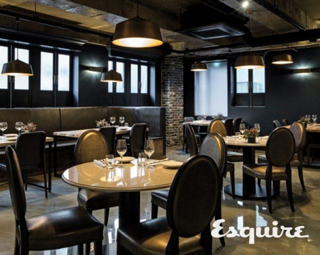 라모라, 2016 Best Restaurant - Esquire Korea 2016년 12월호