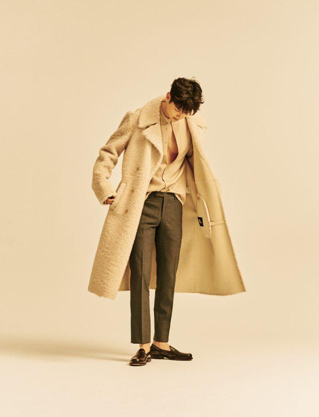 기억나는 민혁 - 에스콰이어 Esquire Korea 2016년 11월호