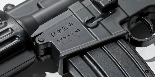 해외에서 각광 받는 국산 무기를 소개한다.