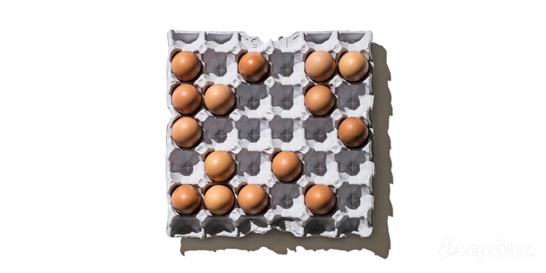 갑자기 어느날 계란을 구하기가 힘들어졌다.
