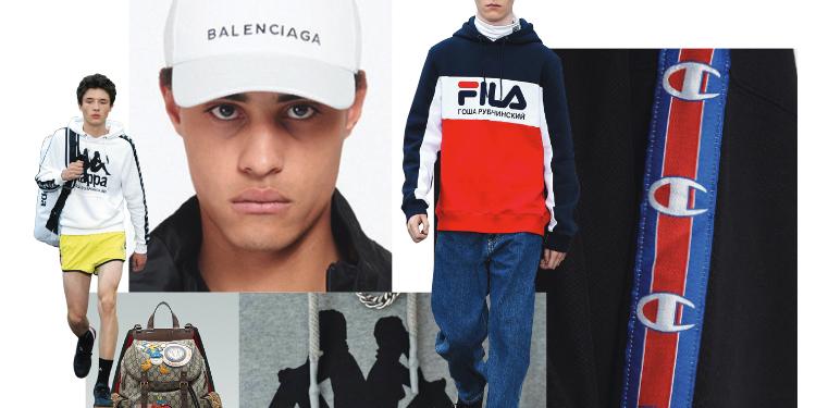패션 브랜드들이 큼지막하게 로고를 내세우는 이유에 관하여.