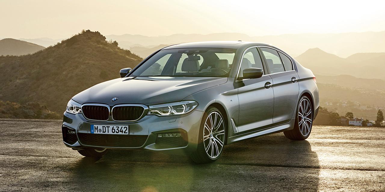 BMW 7세대 5시리즈의 진화에는 충분히 납득할만한 이유가 있다.